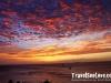Beautiful sunset in Aruba