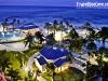 View from my hotel balcony in Nassau, Bahamas