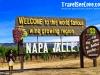 In Napa Valley, California