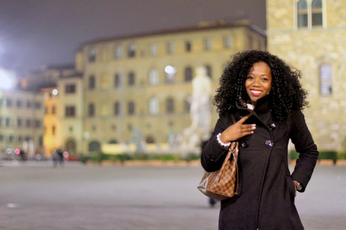 While touring Florence, Italy solo, I was approached by a gentleman who turned out to be an absolutely wonderful guide to the city