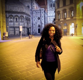 Me and the duomo