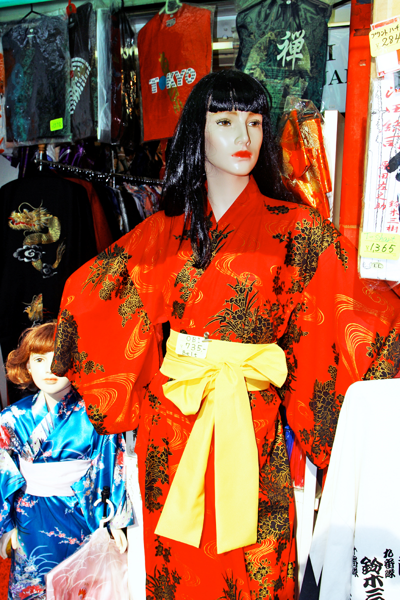 Kimono I fell in love with but felt was too expensive at 20,000 Yen