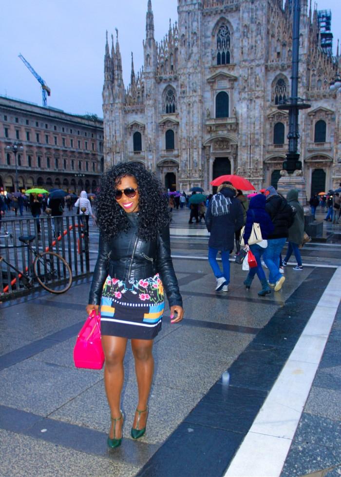 Lola in Milan