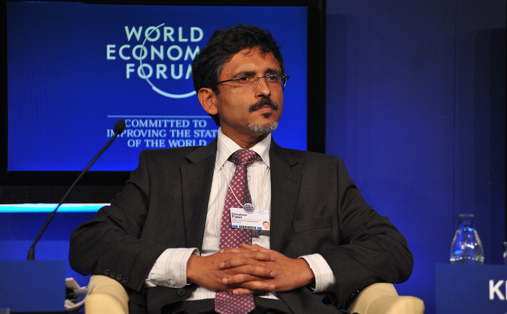 Ebrahim Patel at the World Economic Forum on Africa 2011