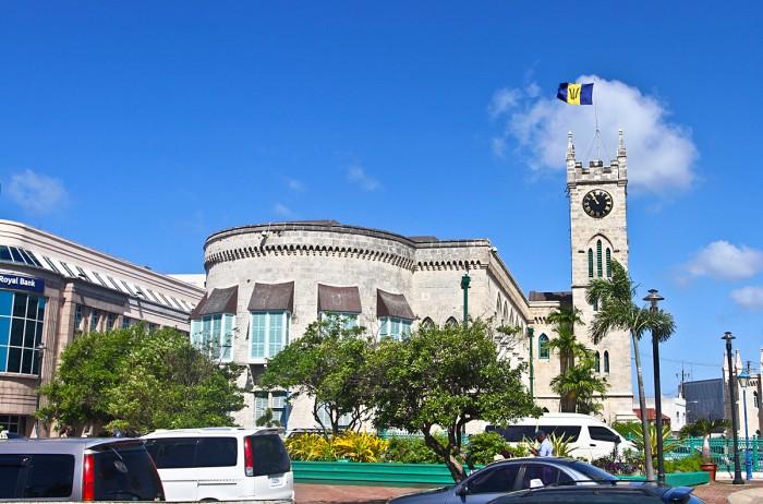 Downtown Bridgetown, Barbados