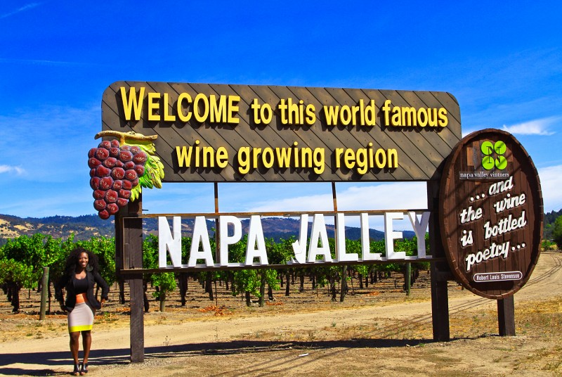Me in Napa Valley