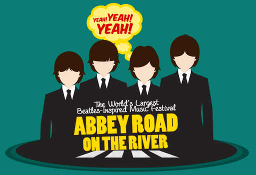 Abbey Road on the river