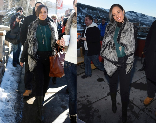 Alicia Keys Sundance
