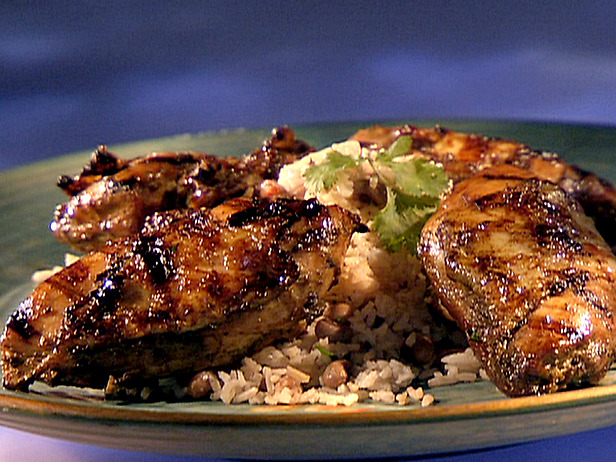 Jamaican style Jerk Chicken. Photo credit not found. TravelSeeLove.com does not claim any rights whatsoever to this photo.