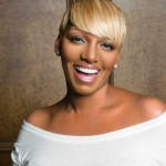 Nene Leakes - not a natural blonde, but it looks good on her too