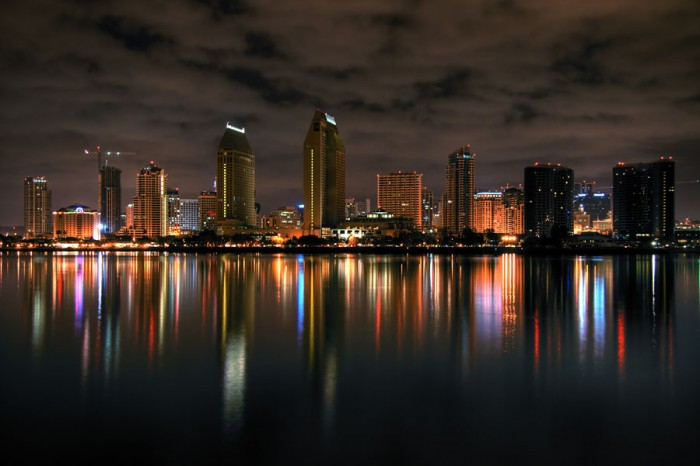 San Diego cityscape from digitalapoptosis.com