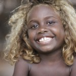 Solomon Islands girl. Photo credit not found. TravelSeeLove.com does not claim any rights whatsoever to this photo.