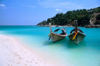 Zanzibar beach. Image credit not found. TravelSeeLove.com does not claim any rights whatsoever to this image.