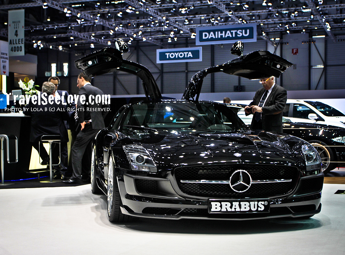 Forget redbull.. driving a BRABUS tuned car gives your wings!