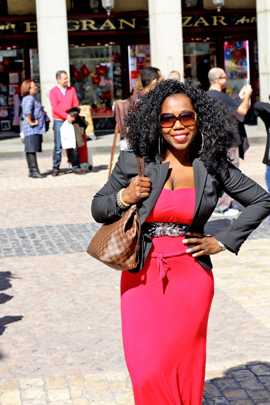 Lola in Madrid