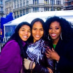 I met these young ladies from the Dominican Republic while traveling solo in Milan, Italy