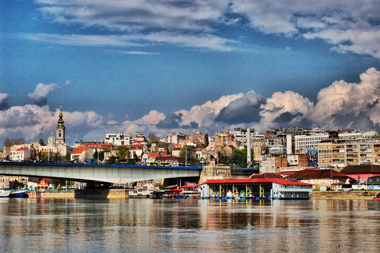 Belgrade Cityscape. Image credit not available. TravelSeeLove.com does not claim any rights to this image.