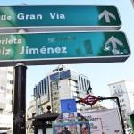 Walking to Gran VIa