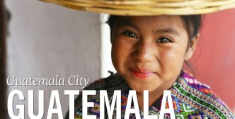 Volunteer in Guatemala City