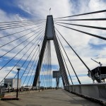 The Anzac Bridge