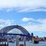The Sydney Bridge