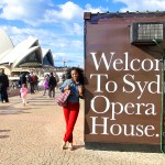 Journey to the land down under: First stop, Sydney, Australia!