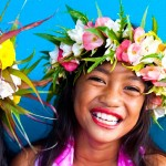 Cook Islands young girls. Photo credit not found. TravelSeeLove does not claim any rights whatsoever to this image.