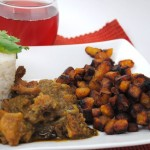 Who says healthy can't be tasty? Delicious fish dish, made by the Afropolitan Chef