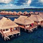 Flamingo Bay Water lodge + You Should Know: Mozambique