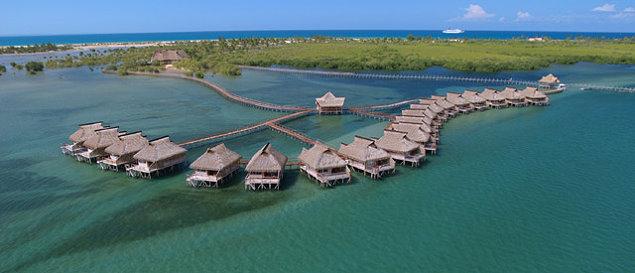 Flamingo Bay Mozambique