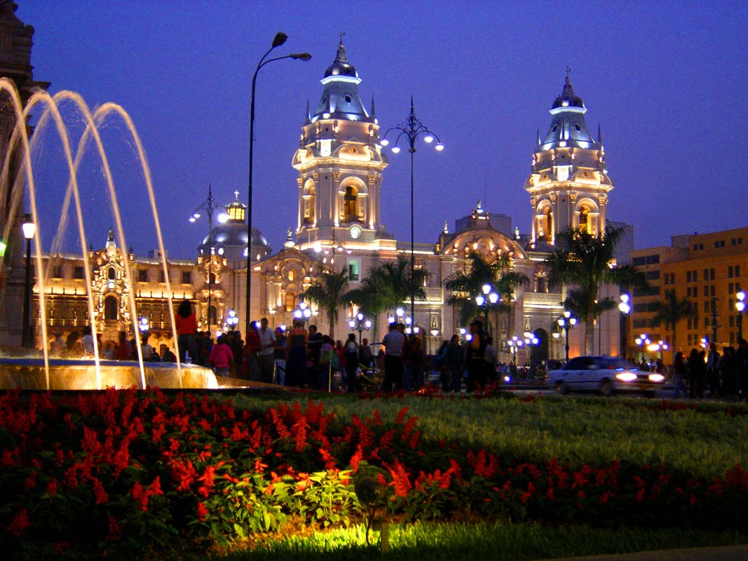 Lima, Peru. Photo credit not found. TravelSeeLove.com does not claim any rights whatsoever to this image.