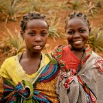 Mozambican girls. Photo by Neil Dampier Photography