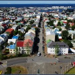 Reykjavik Cityscape. Photo credit not found. TravelSeeLove.com does not claim any rights whatsoever to this image.
