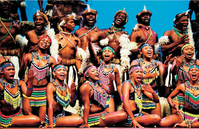 South Africa Culture. Photo credit not found. TravelSeeLove.com does not claim any rights whatsoever to this image.