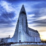 Sunrise in Reykjavik by Stuck in Customs. Licensed under a Creative Commons Attribution license