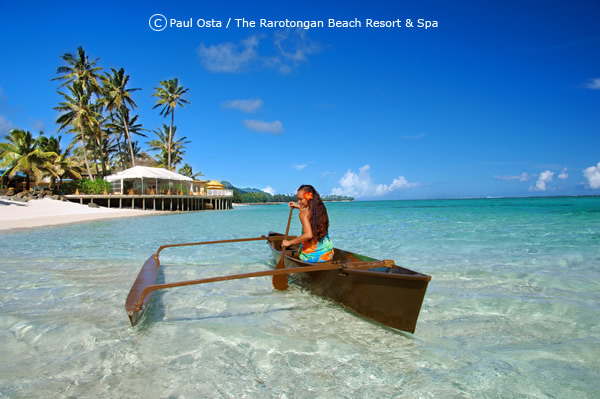 The Rarotongan Beach Resort and Spa. Photo by Paul Osta