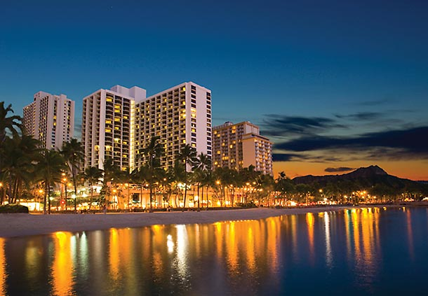 Waikiki Beach Marriott