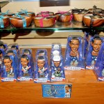 Barack Obama dolls were everywhere in Honolulu honoring the hometown hero