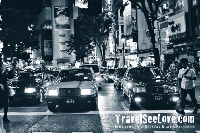Shibuya never sleeps
