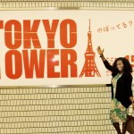The Tokyo Tower was inspired by one other grand tower I love - the Eiffel Tower