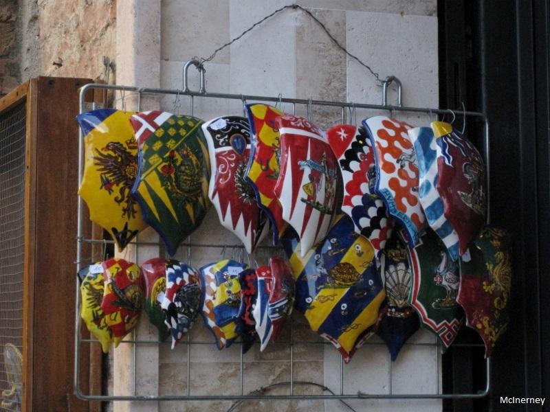 Contrada symbols, Siena