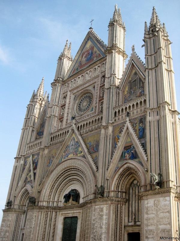 Duomo, Orvieto (front)