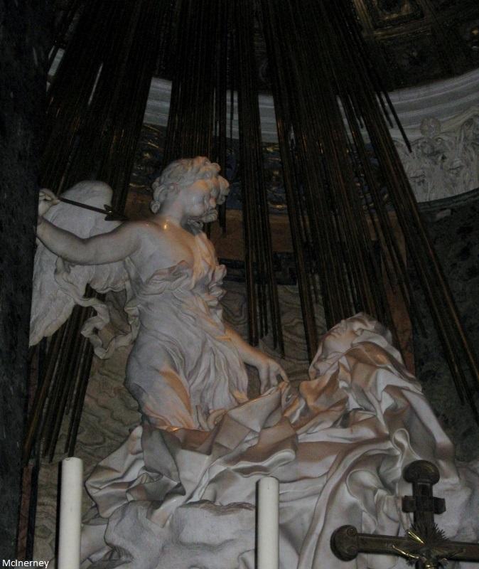 Ecstasy of St. Teresa (Bernini)