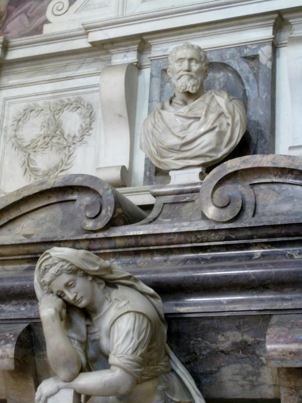 Michaelangelo's Tomb, Firenze