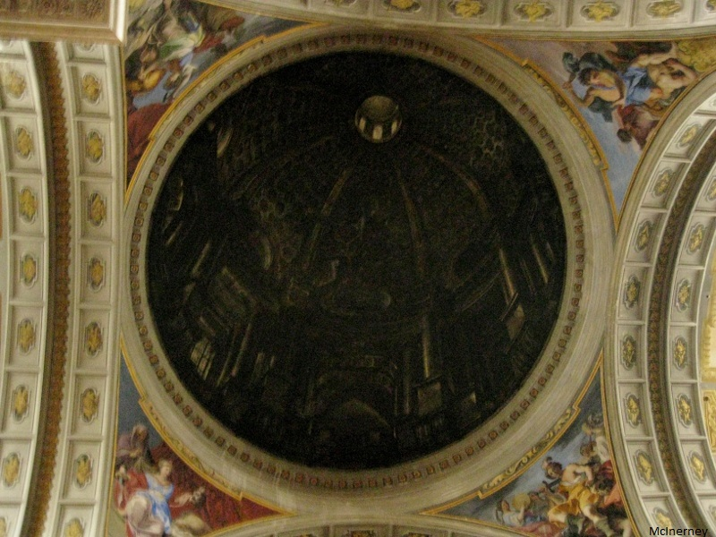 St Ignazio di Loyola, Roma