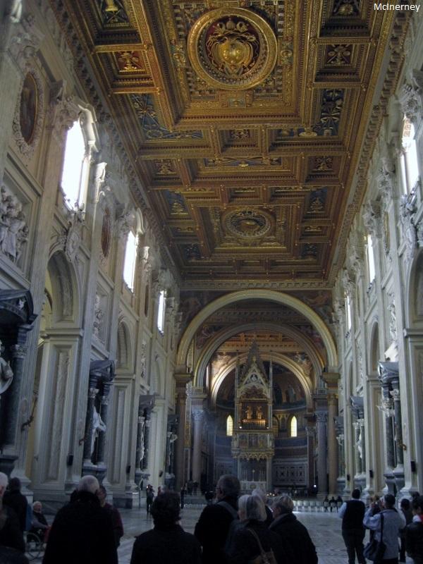 St John in Laterano Basilica, Roma