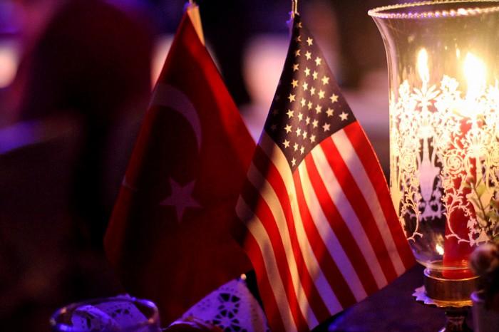Turkish American love