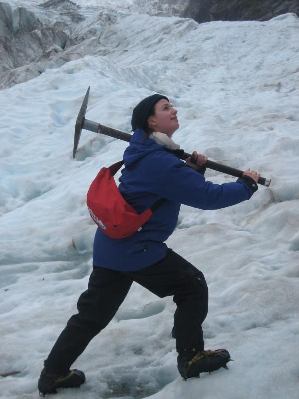 465.Glacier