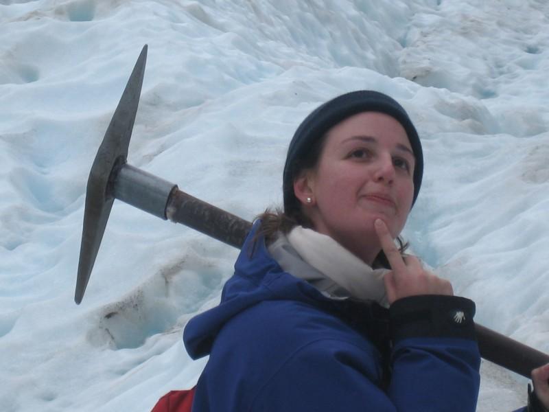 466.Glacier