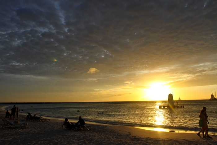 I really enjoyed watching the sunset every night.. so beautiful!